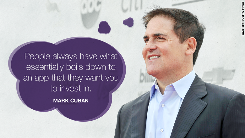 tech bubble mark cuban