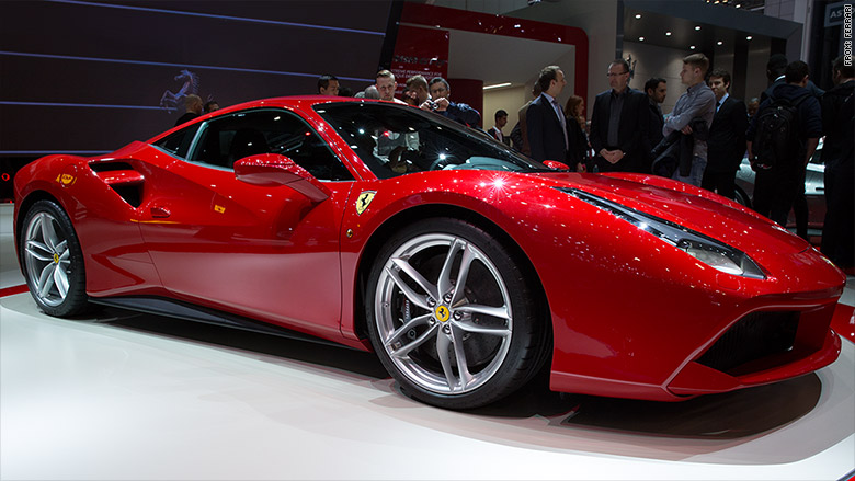 How Ferrari Maintains Its Mystique Mar 26 2015