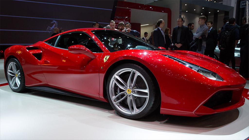 How Ferrari maintains its mystique