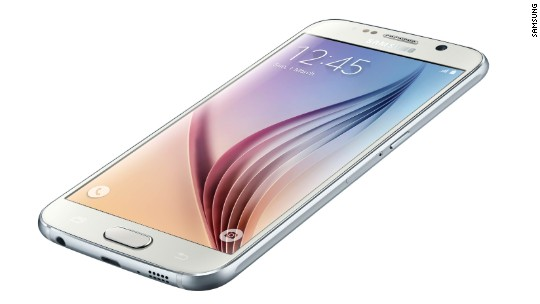 Does Samsung's Galaxy S6 look like an iPhone?