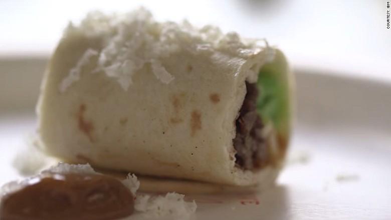 ibm watson burrito