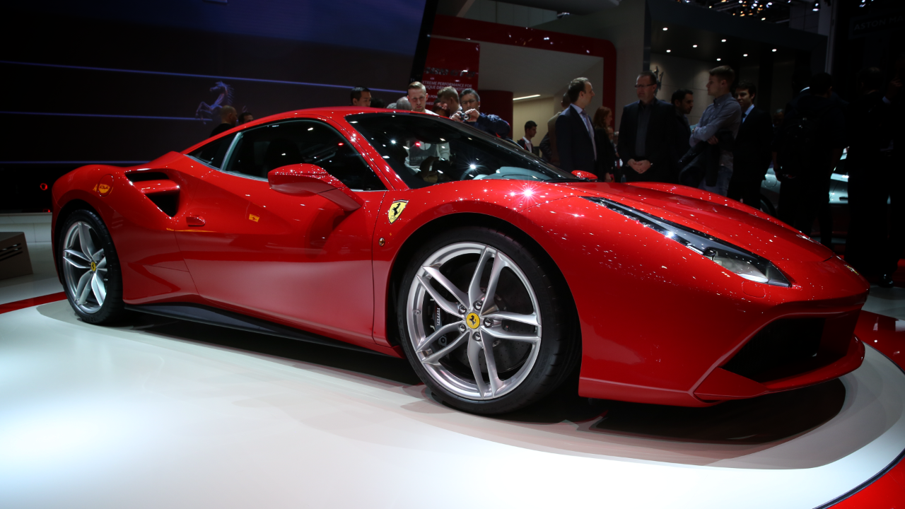 Ferrari S Better Faster Supercar Video Luxury