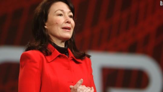 Tech's highest paid women