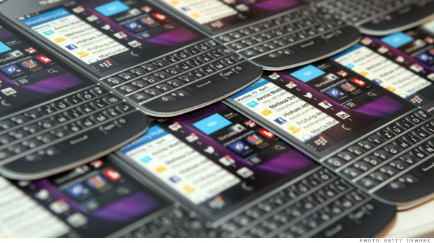 Don't ditch that BlackBerry yet!