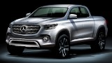 Mercedes-Benz is making a pickup truck