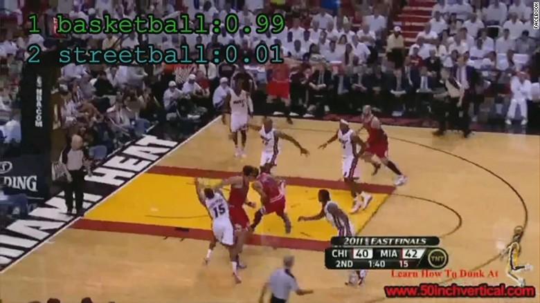 f8 AI basketball
