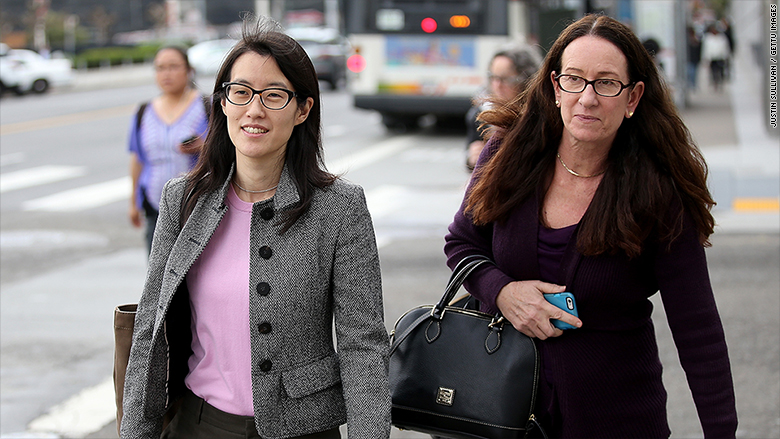 Silicon Valley VC firm wins gender bias case