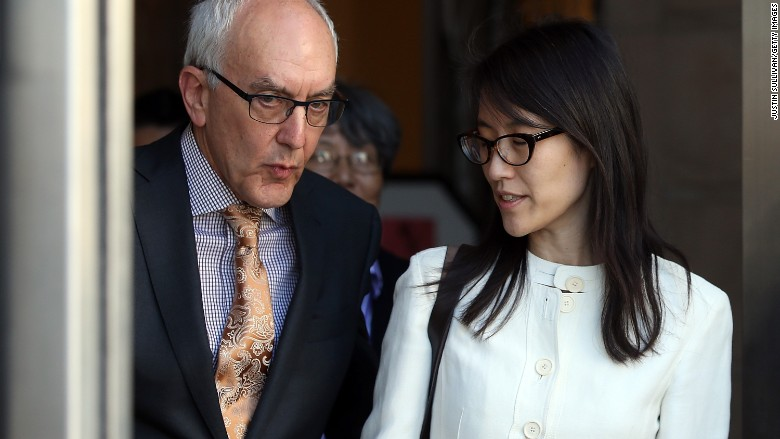 Ellen Pao: Sex bias 'won't change' without push