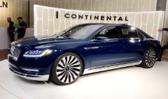 Ford's big Lincoln Continental is coming back