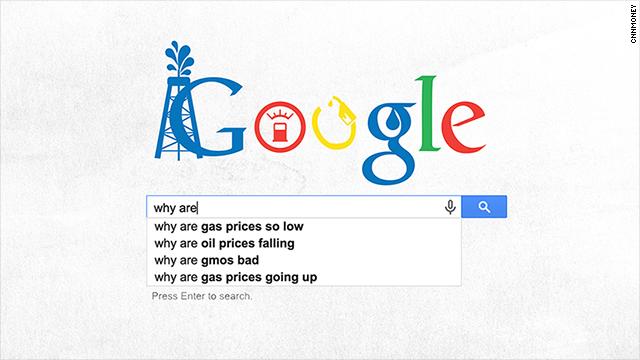 """""""¿Por qué los precios de la gasolina están tan bajos?"""" la pregunta popular en Google ahora"""