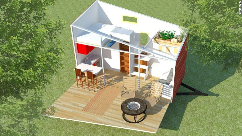 Fabulous These Tiny Homes Are Full Of Big Ideas Apr 1 2015 Largest Home Design Picture Inspirations Pitcheantrous