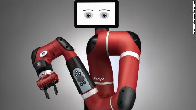 ¿Podría este robot de un brazo liderar la próxima revolución industrial?