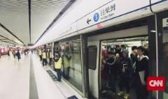 How Hong Kong maintains its busy subway