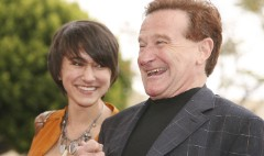Robin Williams' wife, kids fight over his estate
