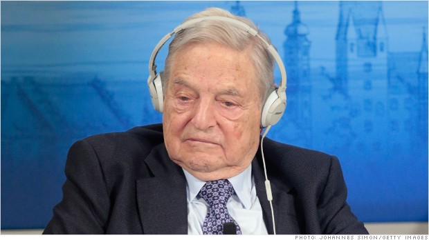 George Soros I May Invest 1 Billion In Ukraine Mar 30 2015