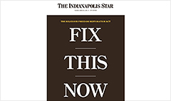 Indy Star to state officials: 'Fix this now'