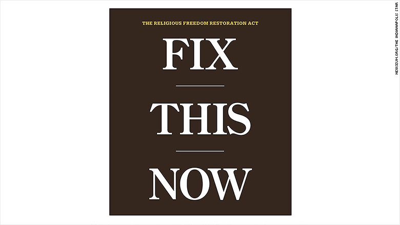 Indy Star sends bold message to state officials