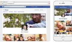Facebook Scrapbook lets you tag kids, pets