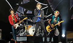 Rolling Stones tour to play Indiana July 4