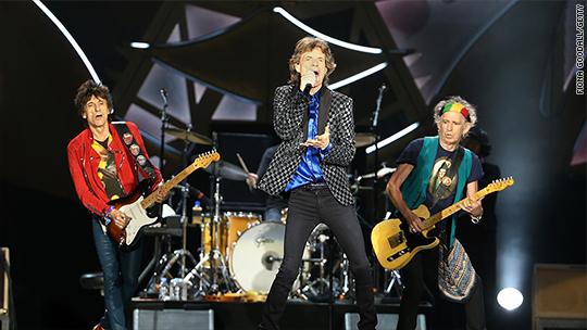 Rolling Stones tour includes controversial location stop