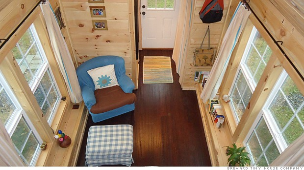 These tiny homes are full of big ideas