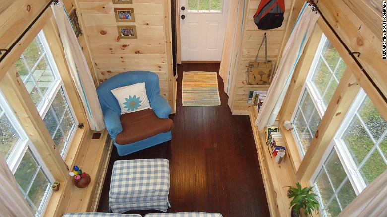 tiny homes interior