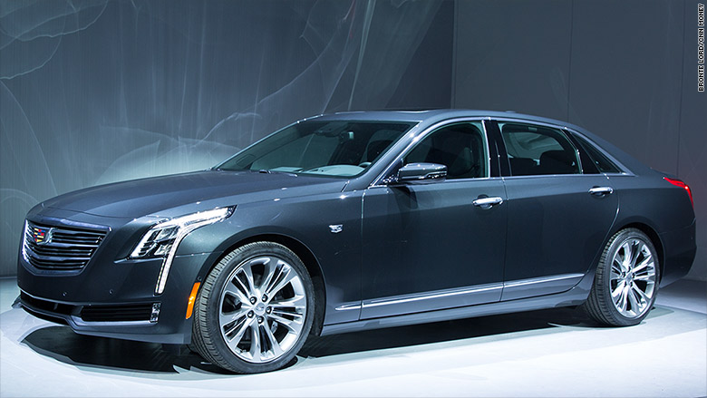 cadillac ct6 side
