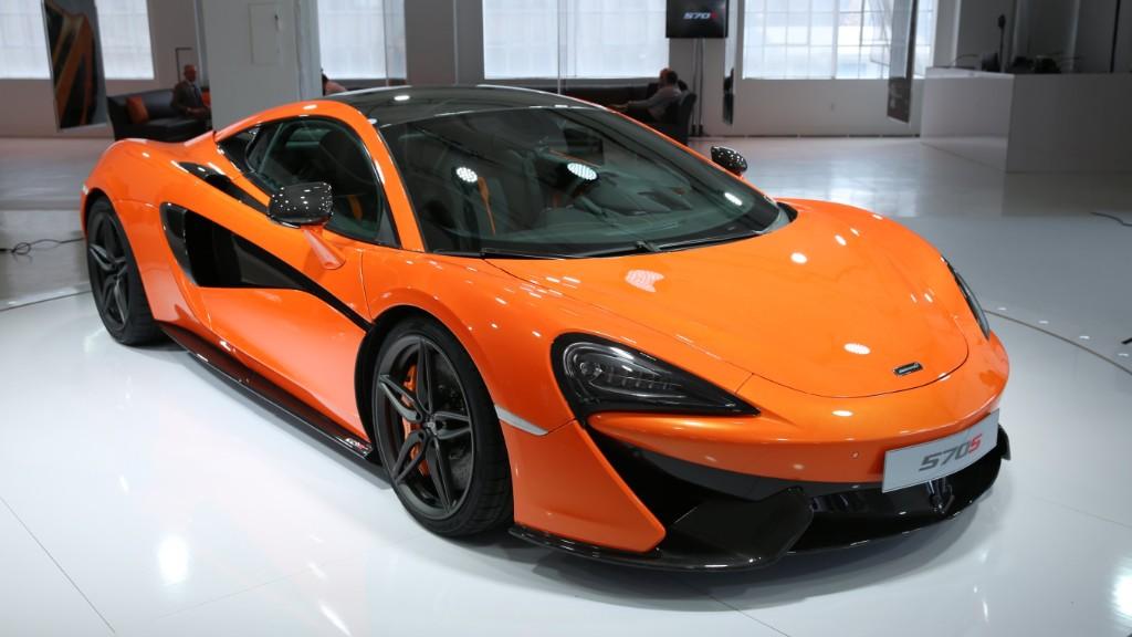 McLaren's 'affordable' supercar