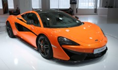 McLaren's 'affordable' supercar