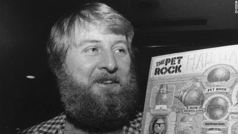 pet rock founder dead