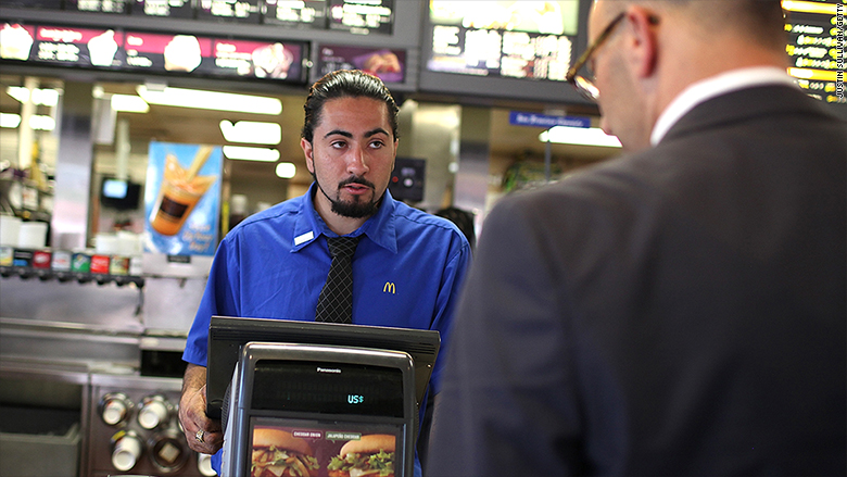 Businesses decry ruling to help unionize fast-food chains, contractors
