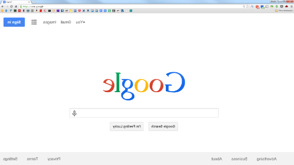april fools elgoog