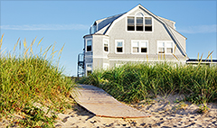 Vacation home sales exploded last year