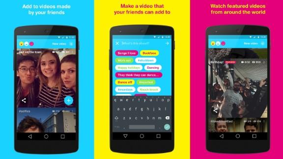 facebook riff video app