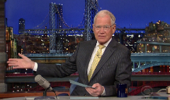 Letterman: 'This is not the Indiana I remember'