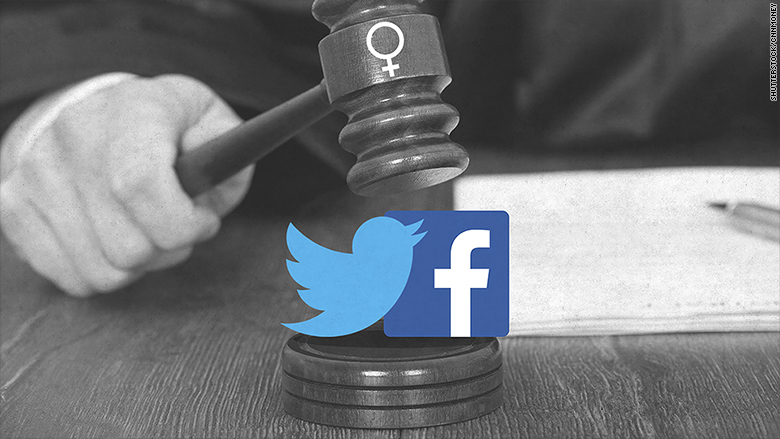 twitter facebook lawsuits