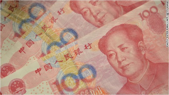 China's yuan 'no longer undervalued': IMF