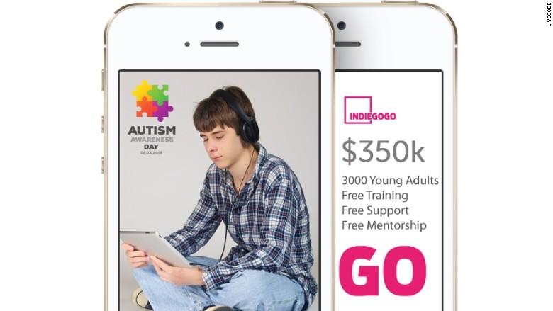 autism livecode indiegogo