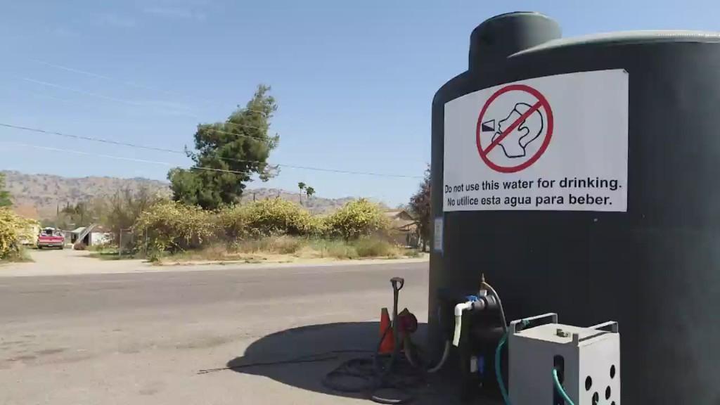 California ficar sem água