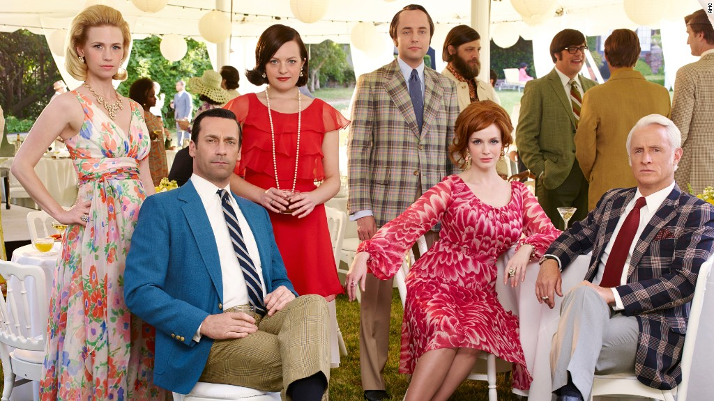 AMC Pres. talks 'Mad Men' finale