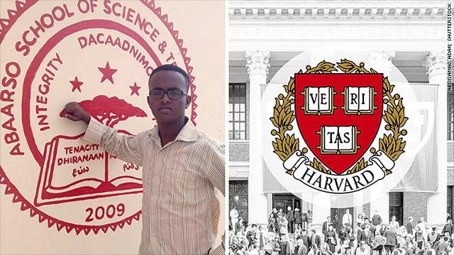 De Somalilandia a Harvard: este estudiante lo logró contra todos los pronósticos