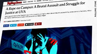 rolling stone rape article