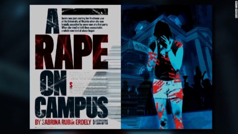 Rolling Stone A Rape on Campus