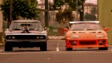 The Fast and The Furious cars