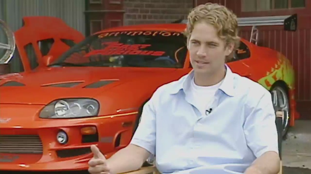 The legacy of Paul Walker