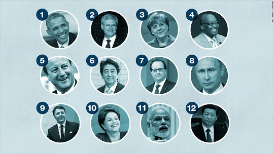 How world leaders salary stack up