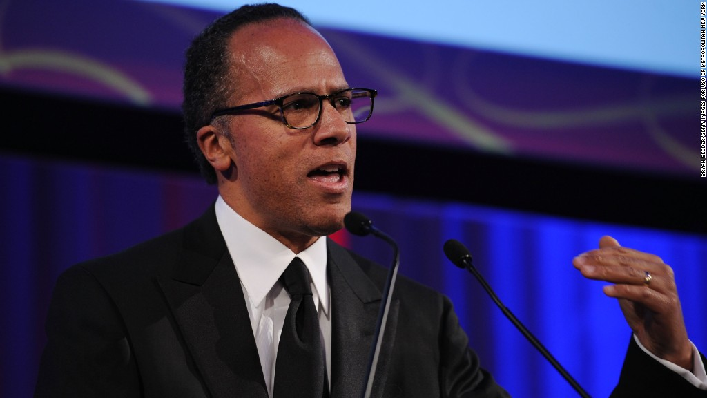 Exclusive: Lester Holt's son on his father's new role