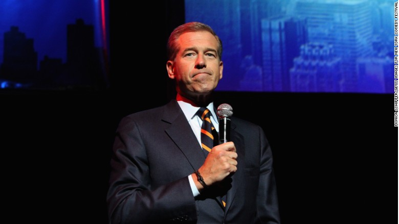 nbc trying to keep brian williams but maybe not as 39 nightly news 39 anchor. Black Bedroom Furniture Sets. Home Design Ideas