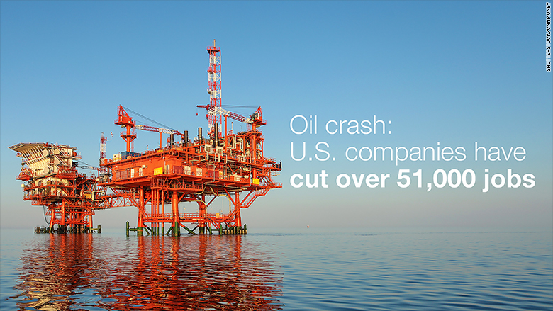 oil crash