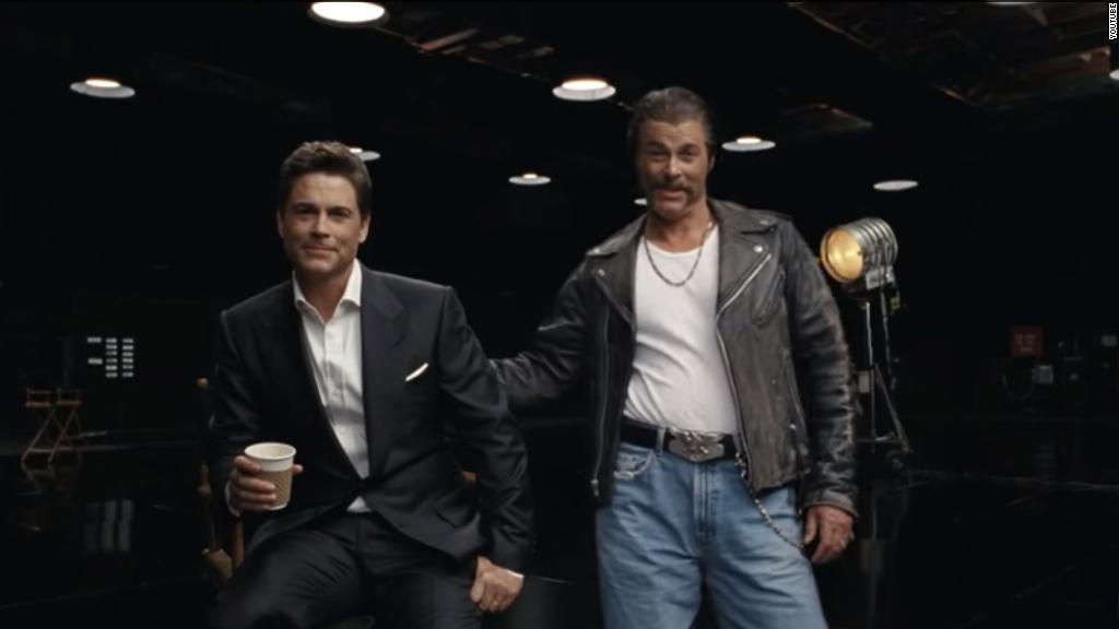 Rob Lowe: DirecTV ads are 'original' and 'subversive'
